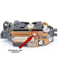 Lasereinheit für einen PHILIPS / DVP-720SA / DVP720SA / DVP 720 SA /