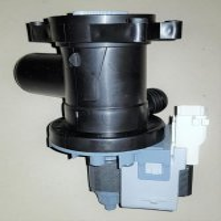 Ablaufpumpe Waschmaschine / BAUKNECHT - AWOD2738 / 859206329012