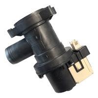 Ablaufpumpe Waschmaschine / BAUKNECHT - WA SPORT 2012 / 858307103012