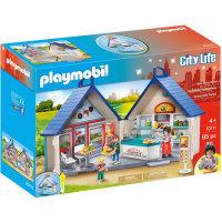 PLAYMOBIL® CITY LIFE 70111 Mein Mitnehm-Imbiss