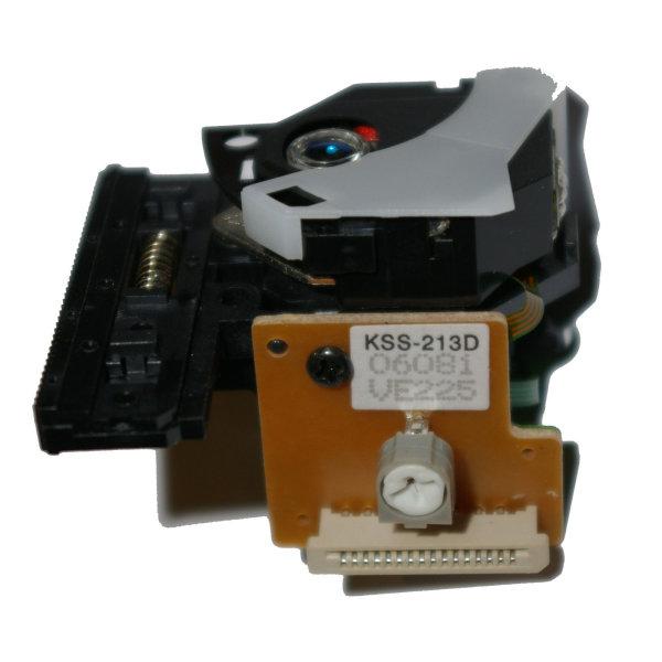 Lasereinheit / Laserpickup / KSS-213D / KSS213D / KSS 213 D /