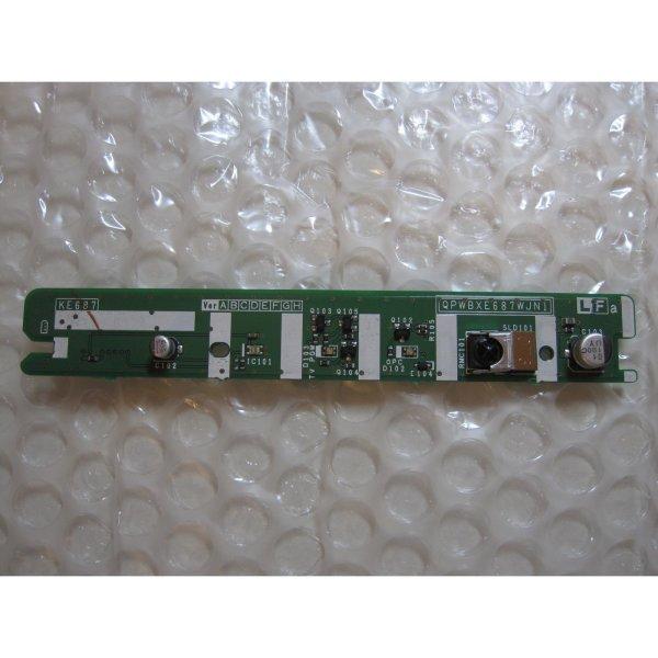SHARP RC LED Unit DUNTKE687WJN1 für LC-46D65E LCD TV